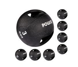 PowrX-Palla medica con maniglie