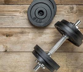 pesi palestra migliore